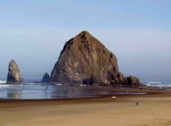 Cannon Beach, Oregon Is a Vacation Spot for All Ages