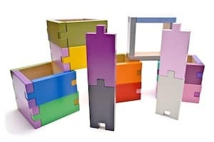 Colorframes Blocks Encourage Open-Ended Play