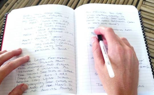 Hold Onto Memories in Your Journal