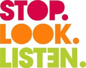 Stop, Look, and Listen Helps Grandmas Practice Empathy
