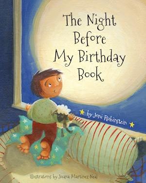 The Night Before My Birthday Book