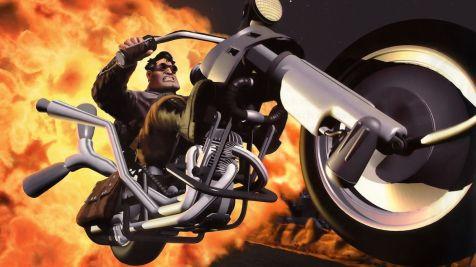 Jeg elskede Full Throttle dengang, men jeg er bare bange for at jeg er vokset fra den slags spil, også selv om det nu er i HD.