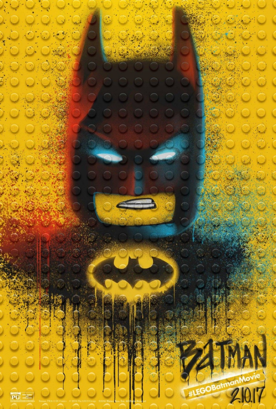 Hej, endelig en DC film som jeg glæder mig til... vent, det er ikke en DC film? Carry on then