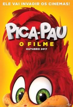 Der kommer åbentbart en Woody Woodpecker film, så gør dig klar til en af de få lyde som er mere irriterende end Minions.