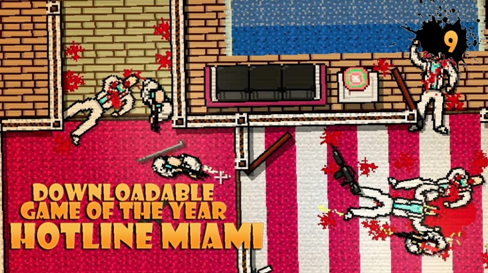 Hotline Miami goty