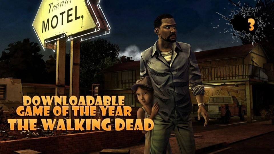 Walking Dead goty
