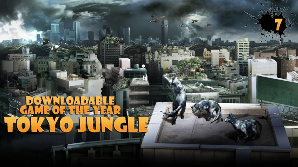 tokyo jungle goty 2