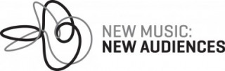1b. NewAud logo (Black & White)