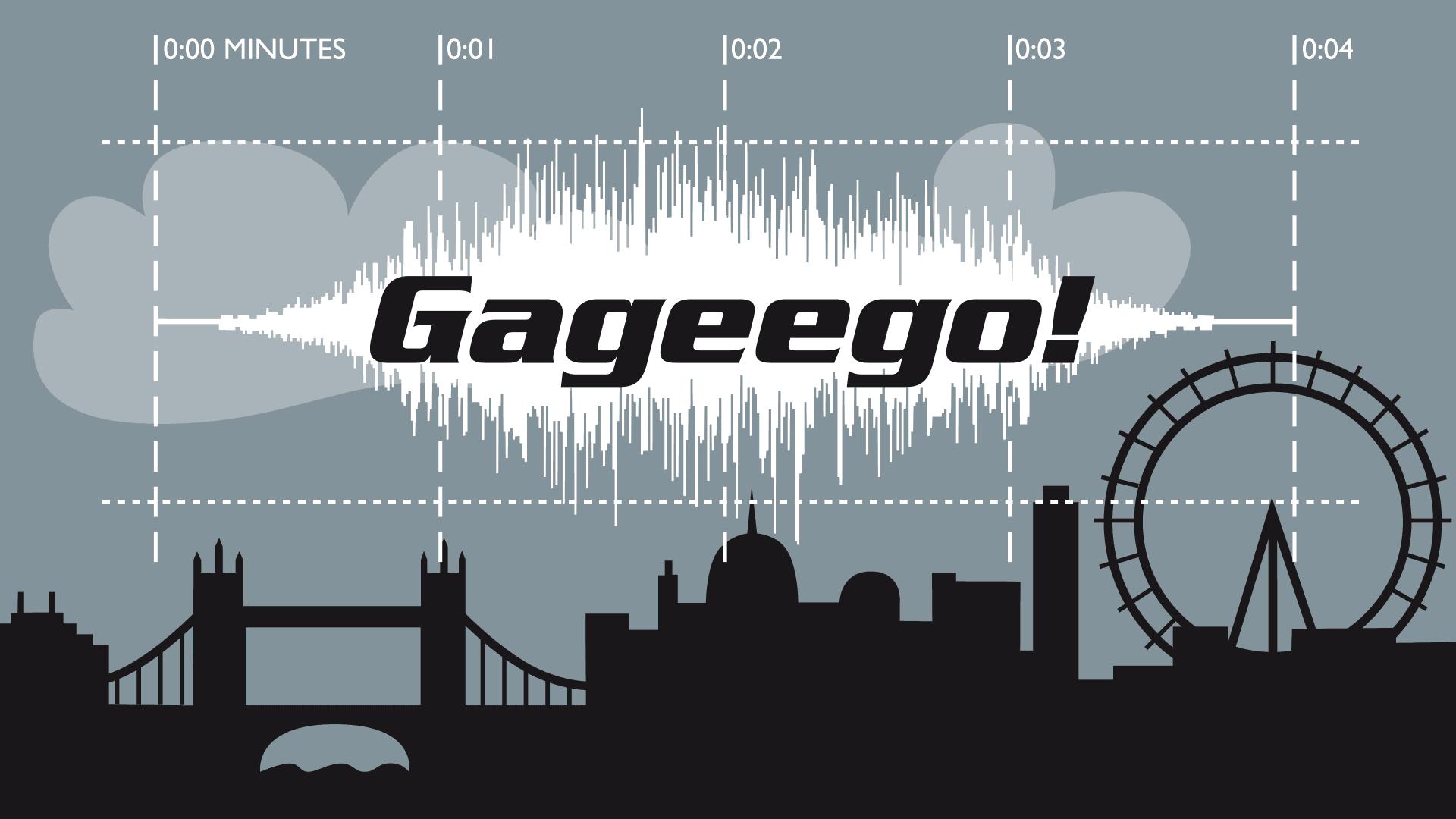 Gageego! i London