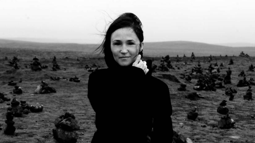 Anna Þorvaldsdóttir, foto Saga Sigurdardottir