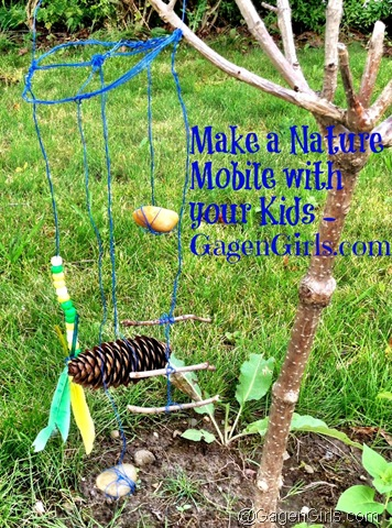 Craft Lightning: Make a Nature Mobile