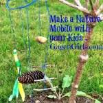 Craft Lightning: Make a Nature Mobile