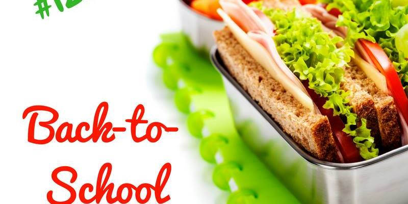12 Days of Back-to-School Lunches @ GagenGirls.com