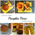 How to Make Pumpkin Puree: A #PSL Recipe