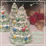 3-Ingredient Rice Krispies Christmas Trees