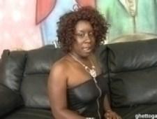 Ghetto Gaggers Candie Smith Cock Gagging Black Slut Cum Facial Video