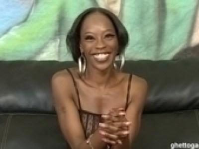 Ghetto Gaggers Dariel Dukes Cock Gagging Black Slut Cum Facial Video