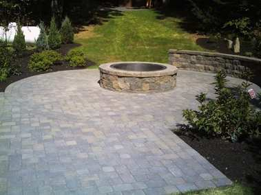 Colonial Cobble Fieldstone Blend
