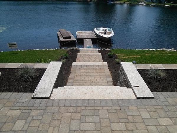 Granite Steps Granite Treads