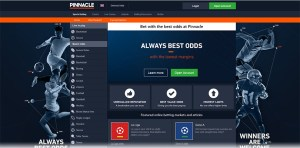 bookmaker pinnacle, un des meilleurs bookmakers