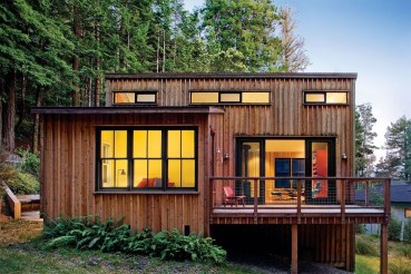Adorable Cabin Style Ideas For Small House 10