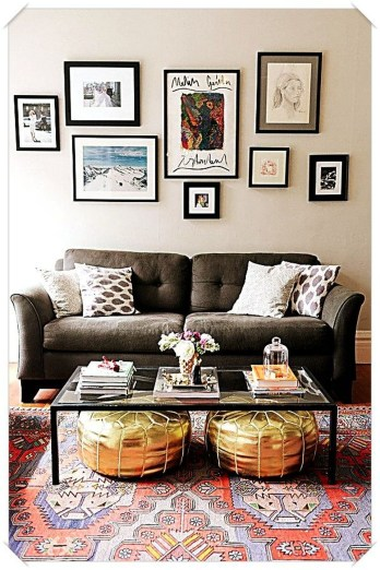 Astonishing Living Room Ideas For Your Apartment 12