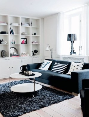 Astonishing Living Room Ideas For Your Apartment 28
