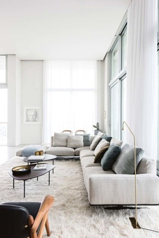 Astonishing Living Room Ideas For Your Apartment 38