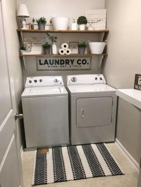 Awesome Laundry Room Organization Ideas You Should Know 06