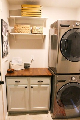 Awesome Laundry Room Organization Ideas You Should Know 18