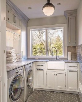 Awesome Laundry Room Organization Ideas You Should Know 38
