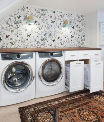 Awesome Laundry Room Organization Ideas You Should Know 42