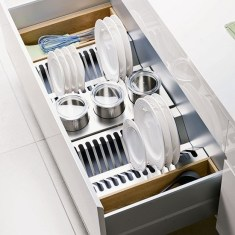 Beautiful Dish Rack Ideas For Your Small Kitchen 08