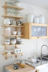 Beautiful Dish Rack Ideas For Your Small Kitchen 14