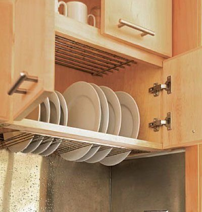 Beautiful Dish Rack Ideas For Your Small Kitchen 27