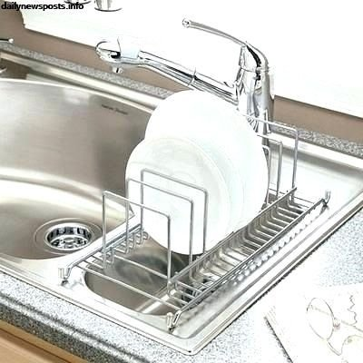 Beautiful Dish Rack Ideas For Your Small Kitchen 31