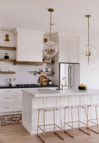 Beautiful Kitchen Lighting Ideas To Upgrade Your Design 31