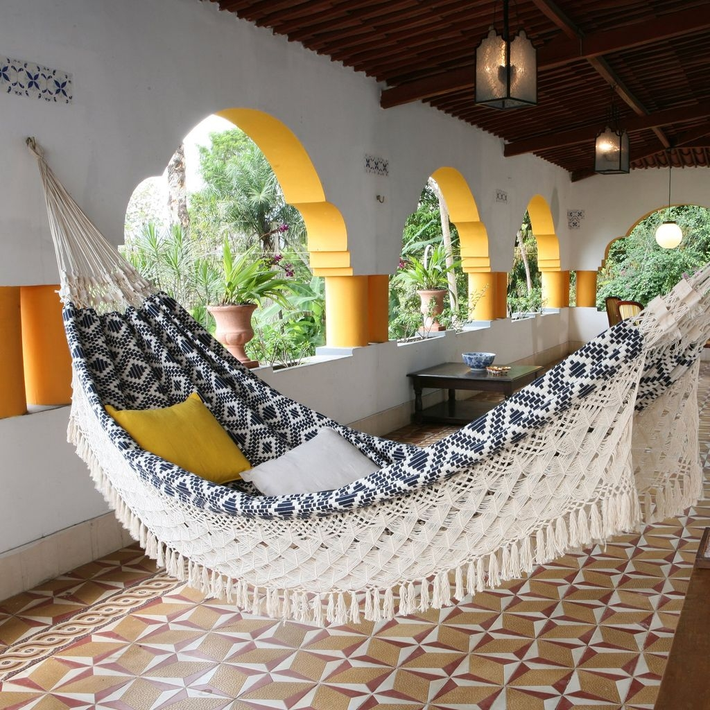 Brilliant Hammock Ideas For Backyard 02