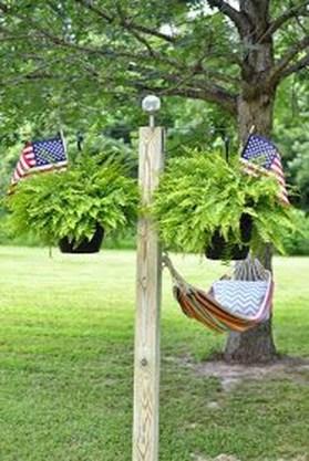 Brilliant Hammock Ideas For Backyard 08