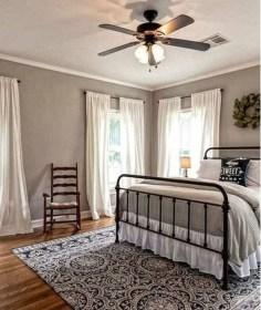 Captivating Farmhouse Bedroom Ideas 21