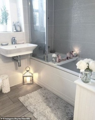 Modern Bathroom Decor Ideas For You 27
