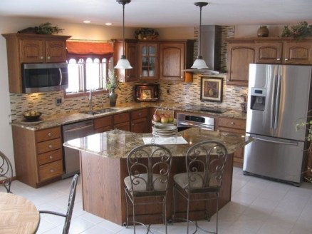 Modern Kitchen Design Ideas For Small Area 16
