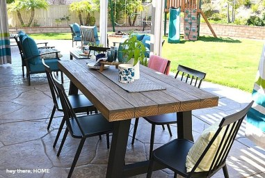 Outstanding Outdoor Dining Room Ideas 29