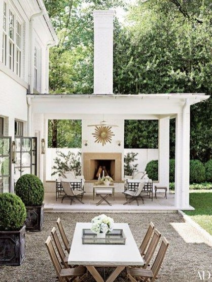 Outstanding Outdoor Dining Room Ideas 39