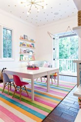 Popular Tiny Playroom Decoration Ideas You Can Select This 06