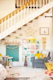 Popular Tiny Playroom Decoration Ideas You Can Select This 19