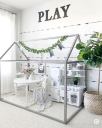 Popular Tiny Playroom Decoration Ideas You Can Select This 22