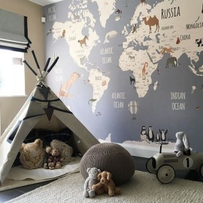 Popular Tiny Playroom Decoration Ideas You Can Select This 30