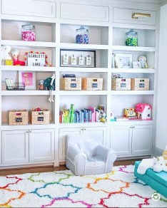 Popular Tiny Playroom Decoration Ideas You Can Select This 31