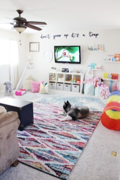 Popular Tiny Playroom Decoration Ideas You Can Select This 34